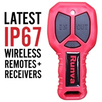 4X4 Series 12V/24V Wireless Remote Kit - FULL IP67